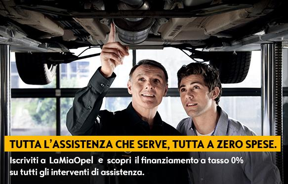 Assistenza Opel Roma Nord - Alcara Autofficina