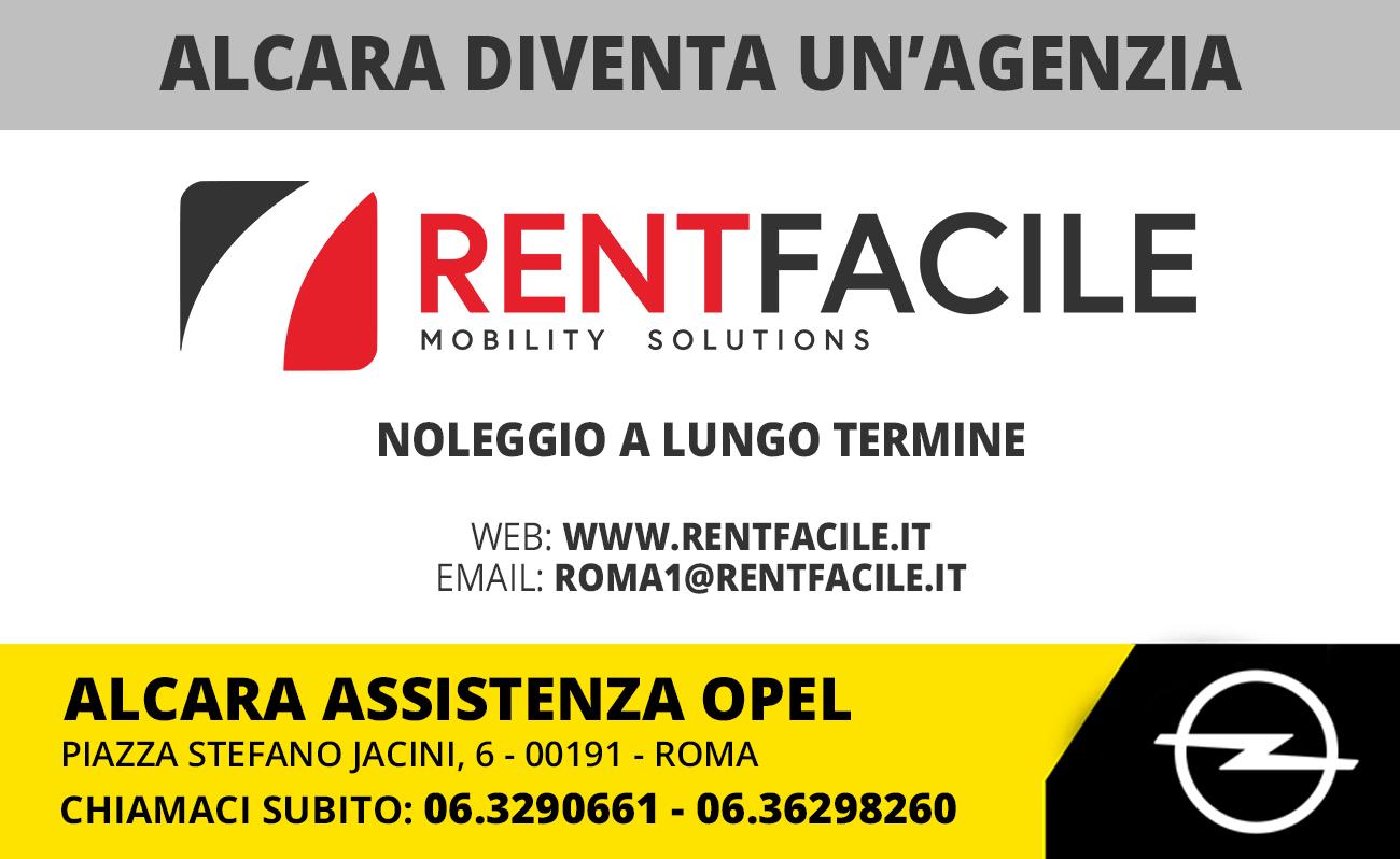 alcara assistenza opel roma nord agenzia rentfacile